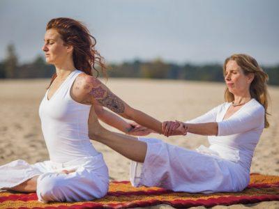 masseur Thaise massage