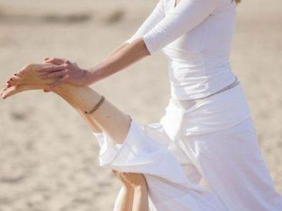 Thaise massage strekking voor meer balans