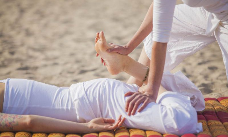 Thaise massage tips