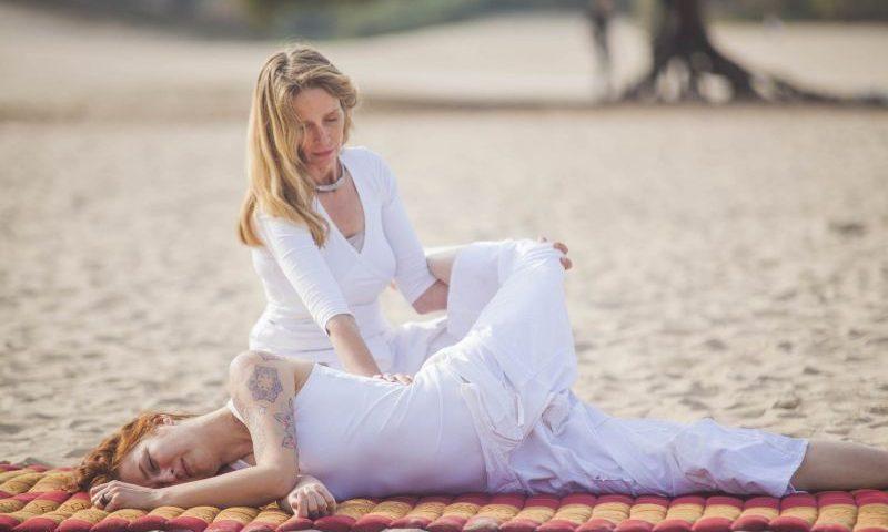 Thaise yogamassage cursus